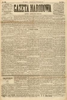 Gazeta Narodowa. 1904, nr263
