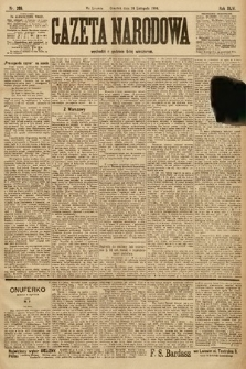 Gazeta Narodowa. 1904, nr269