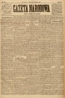 Gazeta Narodowa. 1904, nr270