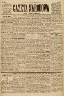 Gazeta Narodowa. 1904, nr271