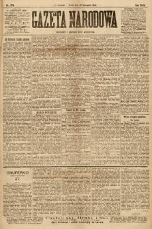 Gazeta Narodowa. 1904, nr274