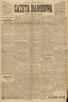 Gazeta Narodowa. 1904, nr276