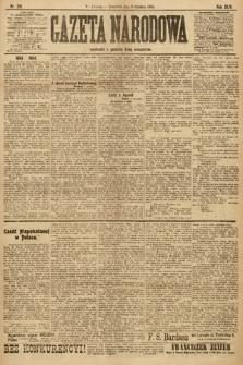 Gazeta Narodowa. 1904, nr281