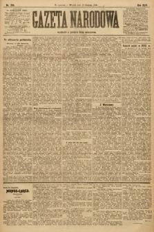 Gazeta Narodowa. 1904, nr284