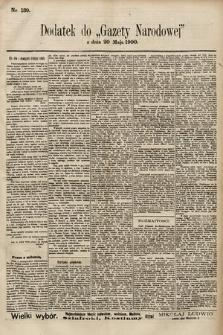 Gazeta Narodowa. 1900, nr139