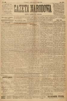 Gazeta Narodowa. 1904, nr288