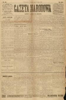 Gazeta Narodowa. 1904, nr290