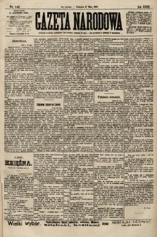 Gazeta Narodowa. 1900, nr145