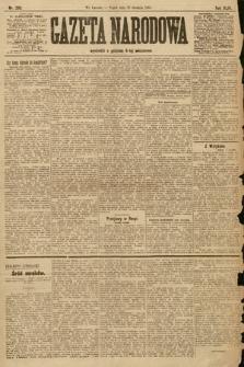 Gazeta Narodowa. 1904, nr293