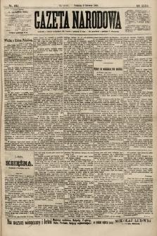 Gazeta Narodowa. 1900, nr152