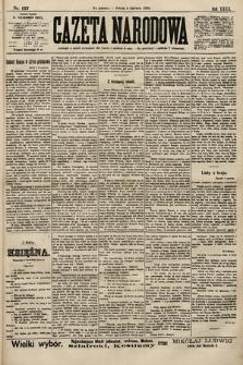 Gazeta Narodowa. 1900, nr157