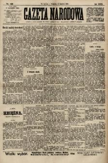 Gazeta Narodowa. 1900, nr158