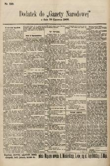 Gazeta Narodowa. 1900, nr159
