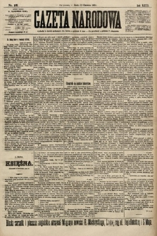 Gazeta Narodowa. 1900, nr161