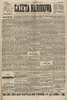 Gazeta Narodowa. 1900, nr168