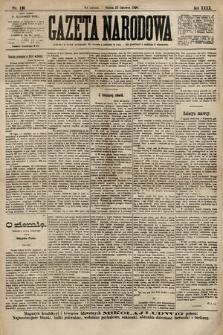 Gazeta Narodowa. 1900, nr171