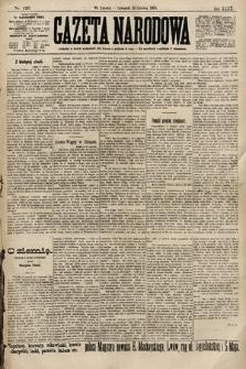 Gazeta Narodowa. 1900, nr176