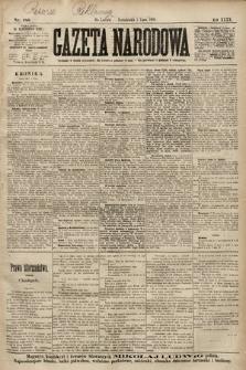 Gazeta Narodowa. 1900, nr180