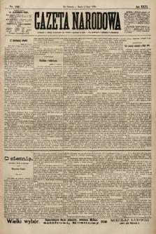 Gazeta Narodowa. 1900, nr182