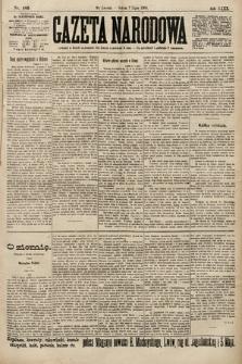 Gazeta Narodowa. 1900, nr185
