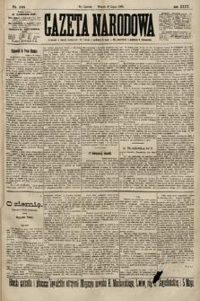 Gazeta Narodowa. 1900, nr188