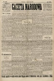 Gazeta Narodowa. 1900, nr196