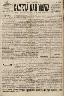 Gazeta Narodowa. 1900, nr197