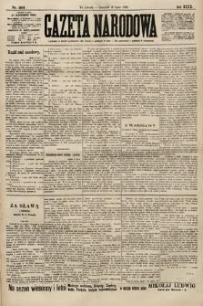 Gazeta Narodowa. 1900, nr204