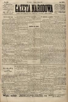 Gazeta Narodowa. 1900, nr209