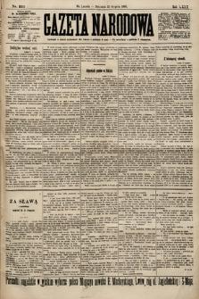 Gazeta Narodowa. 1900, nr221