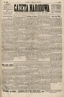 Gazeta Narodowa. 1900, nr223