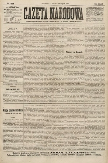Gazeta Narodowa. 1900, nr228