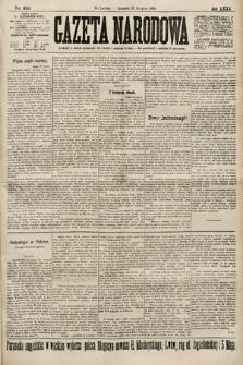 Gazeta Narodowa. 1900, nr232