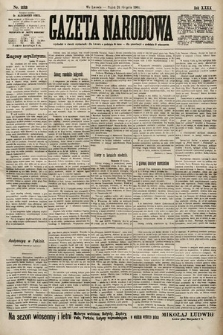 Gazeta Narodowa. 1900, nr233