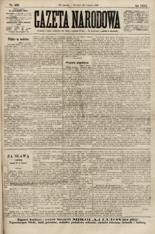 Gazeta Narodowa. 1900, nr235