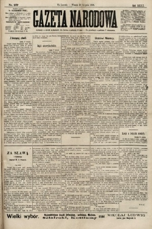 Gazeta Narodowa. 1900, nr237