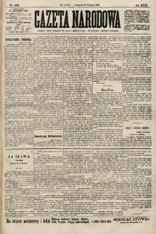 Gazeta Narodowa. 1900, nr239