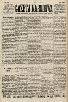 Gazeta Narodowa. 1900, nr246