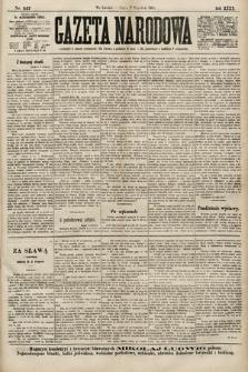Gazeta Narodowa. 1900, nr247