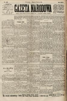 Gazeta Narodowa. 1900, nr251