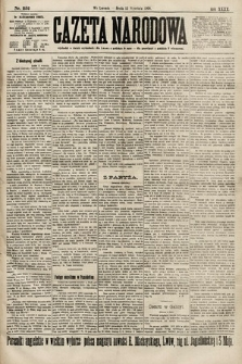Gazeta Narodowa. 1900, nr252