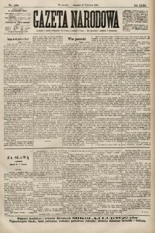 Gazeta Narodowa. 1900, nr253