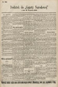 Gazeta Narodowa. 1900, nr264