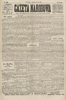 Gazeta Narodowa. 1900, nr266