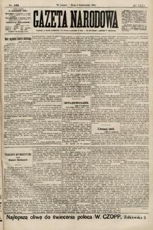 Gazeta Narodowa. 1900, nr273