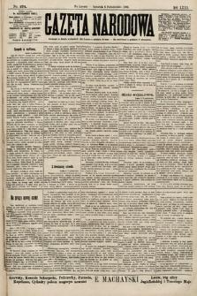 Gazeta Narodowa. 1900, nr274