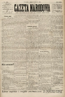 Gazeta Narodowa. 1900, nr276