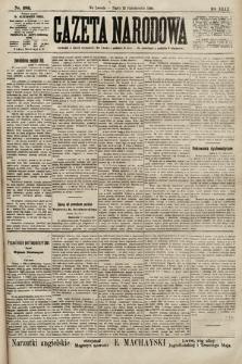 Gazeta Narodowa. 1900, nr282