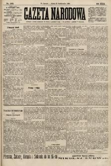 Gazeta Narodowa. 1900, nr283