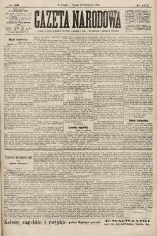 Gazeta Narodowa. 1900, nr286